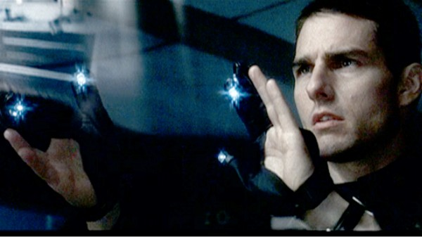 The D4D - Minority Report Dream Sequences